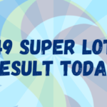 6/49 Super Lotto
