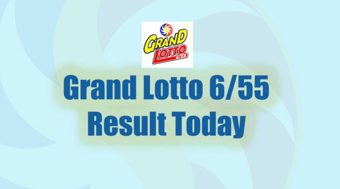 6/55 Grand Lotto
