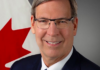 Canada's Ambassador to the Philippines Peter MacArthur